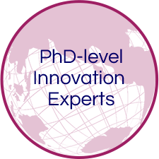 PhD-Level Innovation Experts