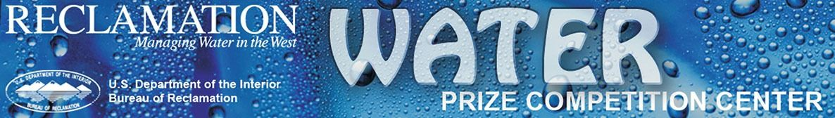 Water Competition Banner